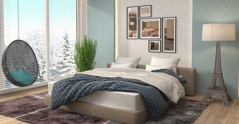 Moderní a pohodlné postele