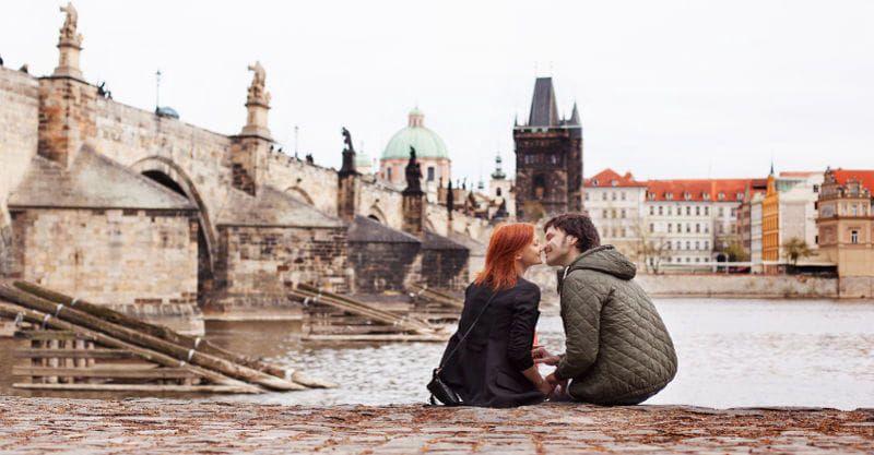 Praha není jen most a hrad!