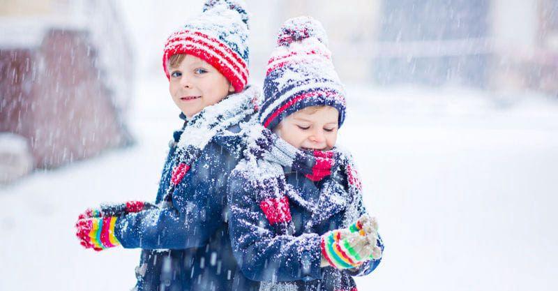 Zábava pro děti na jarní prázdniny