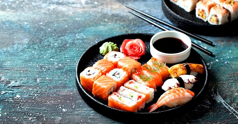 Kam na sushi v Praze?