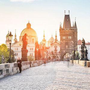 Víte, proč je v Praze na jaře blaze?