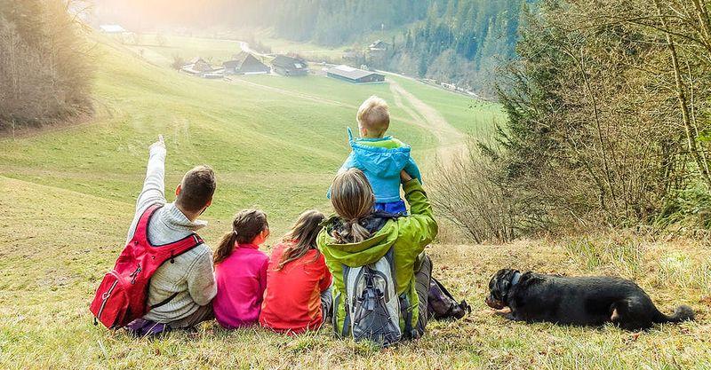 Krkonoše pro rodinu | dítě bydlí zdarma