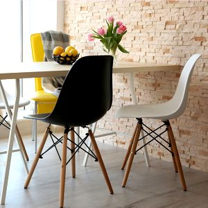 Mějte pohodlnou jídelní židli