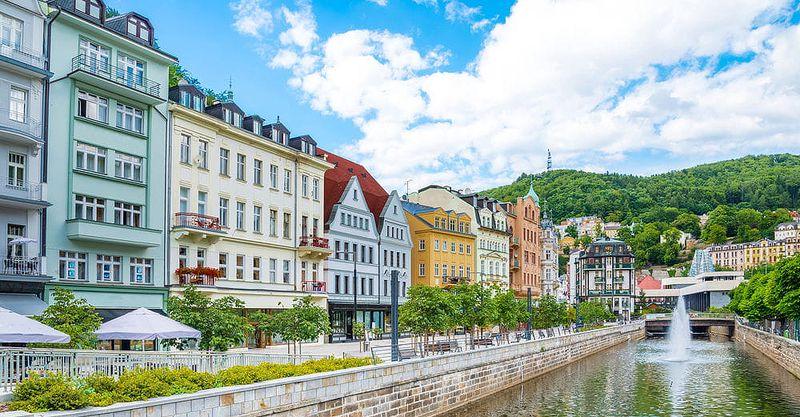 Poznejte TOP 5 lázeňských měst