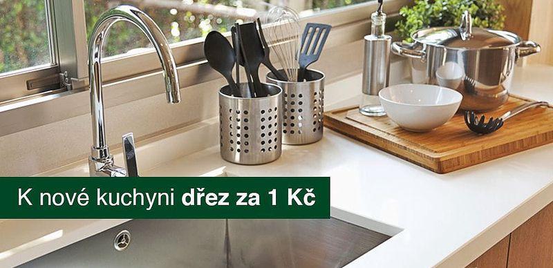 Oživte svoji kuchyň se slevou 44 %