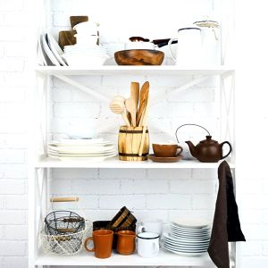 Doplňky pro vypečenou kuchyni