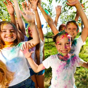 Letní dětské tábory 2017