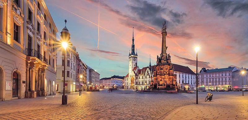 Nechte se okouzlit českými městy
