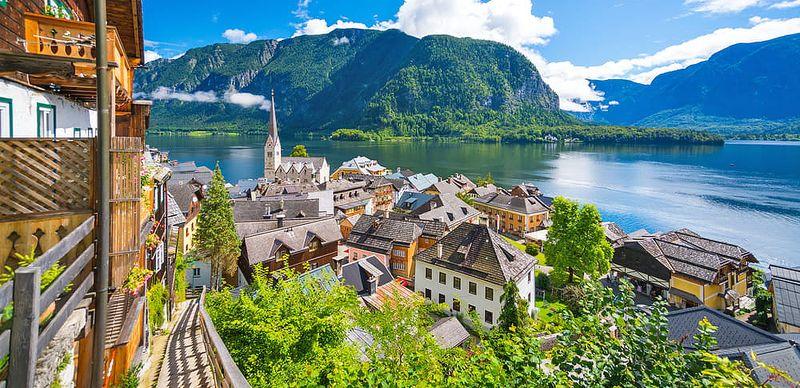 Vyrazte za horskou idylkou do Alp