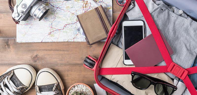 Do auta i letadla: Co a jak si sbalit na dovolenou?
