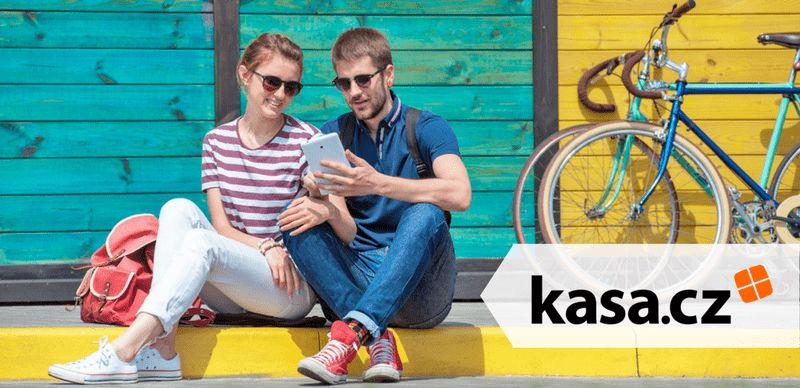 Kasa.cz: Prožijte léto po svém