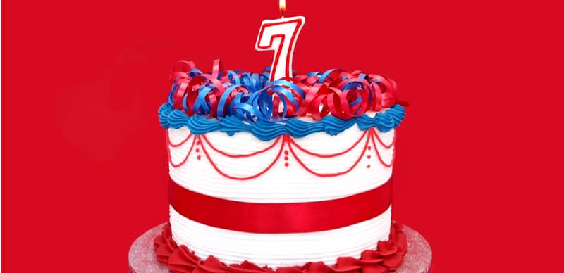 Slavíme 7. narozky: Tady je 7 dobrých důvodů, proč Skrz