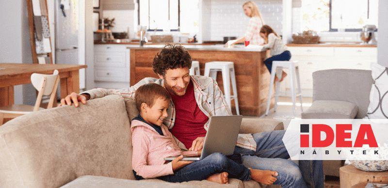 Kuchyně a obývák: Oázy domácí pohody
