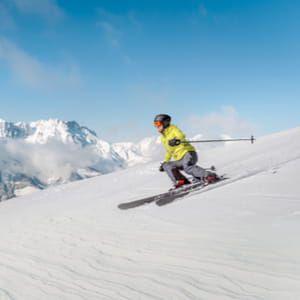 Na lyžovačku do Alp. Kam?