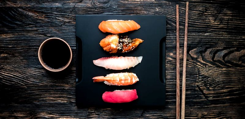 Kam v Praze na božské sushi?