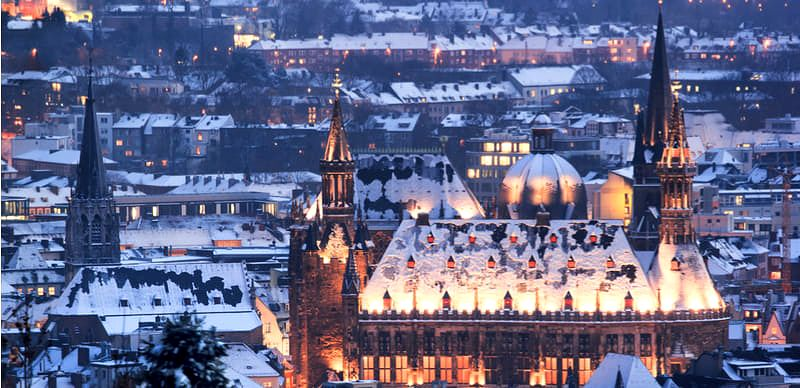 Poznejte německou atmosféru Vánoc