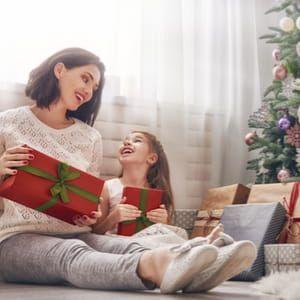 Vánoční Skrz Tip: Dárky pro maminku