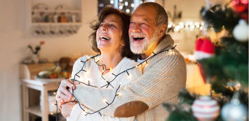 Vánoční Skrz Tip: Dárky pro babi a dědu
