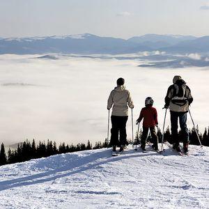 Pobyty u ski areálů v Čechách