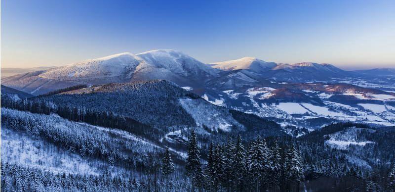Pohádkové lyžování na Moravě. Nechte se okouzlit