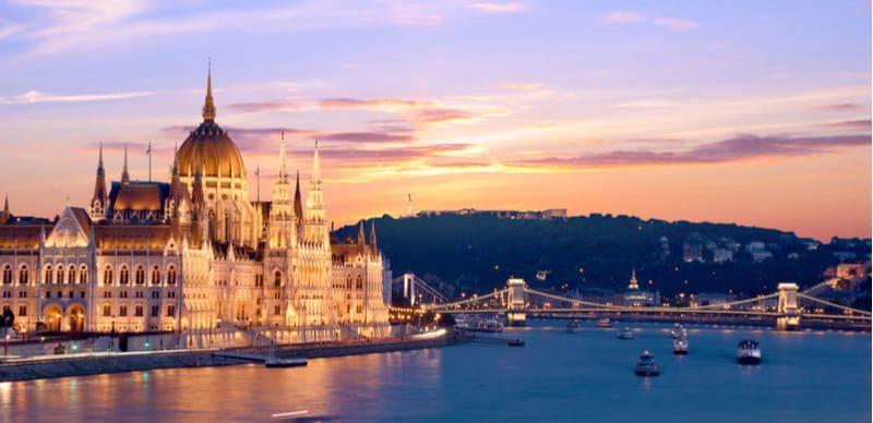 Budapešť: Pikantní maďarská kráska