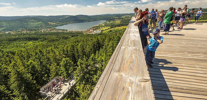 Výlety za výhledy: Nejkrásnější rozhledny v Čechách