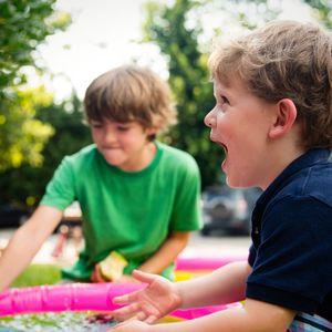 Den dětí: Potěšte. Vykouzlete úsměv.