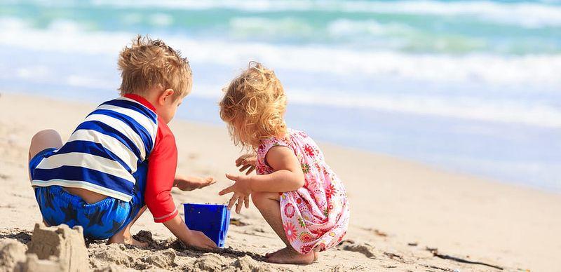 S dětmi k moři – kam vyrazit?