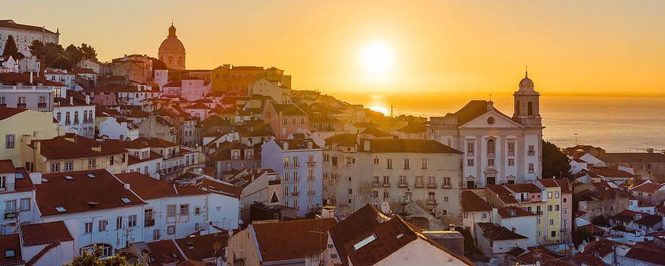 Porto a Lisabon