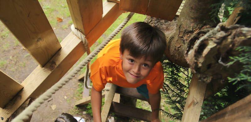 Nej letní aktivity pro děti a ubytování u nich