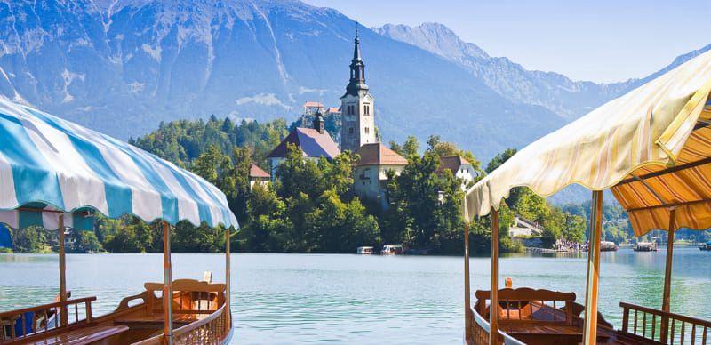 Co musíte vidět ve Slovinsku?