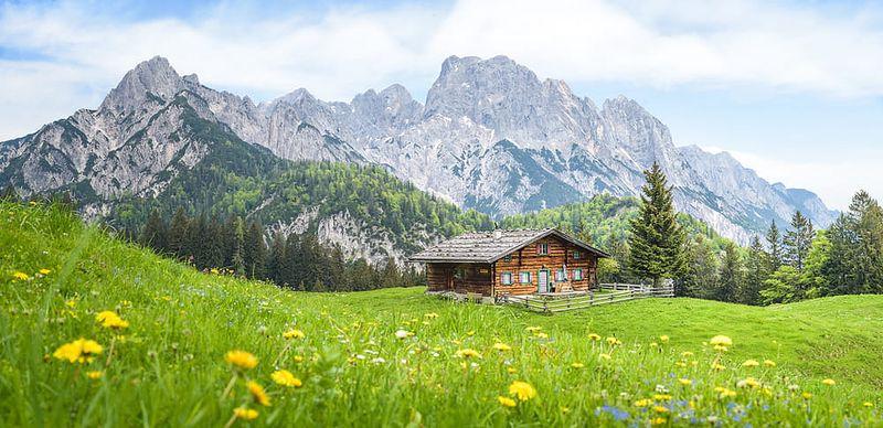 Dovolená v rakouských Alpách