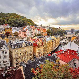 Výlety kolem Karlových Varů