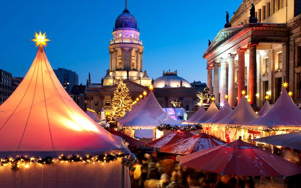 Kam na vánoční trhy v roce 2019?