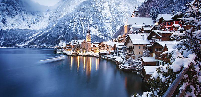 Dovolená v Rakousku: hory, jezera a nekonečná nádhera