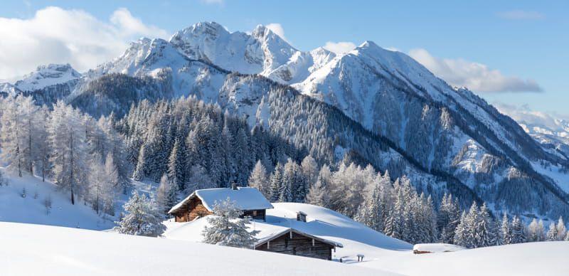 Vyrazte za horským wellness i výšlapy do Alp