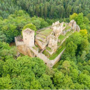 Skalní hrady: 7 tajemných míst